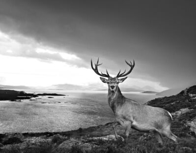 David Yarrow, 'Over The Sea To Skye', 2017
