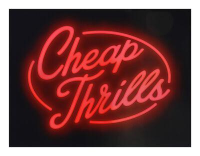 William Kingett, 'Cheap Thrills', 2016