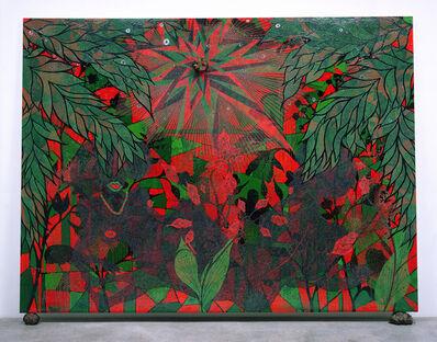 Chris Ofili, 'Afronirvana', 2002