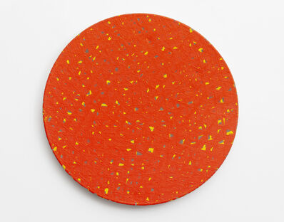 Noel Forster, 'Untitled  [Orange over Yellow and Green]', 2000