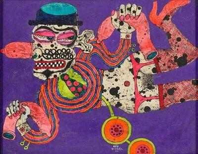 Kei HIRAGA, 'H氏の優雅な生活—コンドーム', 1970