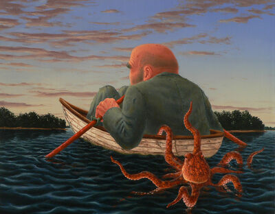 Steve Galloway, 'Escape', 2011