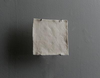 Cynthia Reynolds, 'one-inch bubble, verso, version 2', 2018