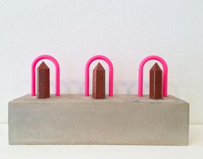 Esther Ruiz, 'Horizontal Line Sectional', 2017