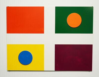 John Nixon, 'Flag VI', 2008-2013