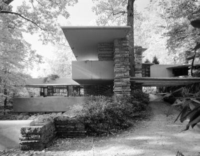 Ezra Stoller, 'Fallingwater, Frank Lloyd Wright, Bear Run, PA', 1963