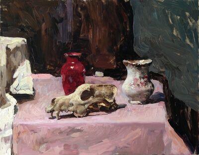 Hollis Dunlap, 'Dog Skull', 2018