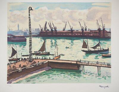 Albert Marquet, 'Normandy, Le Havre', 20th  Century