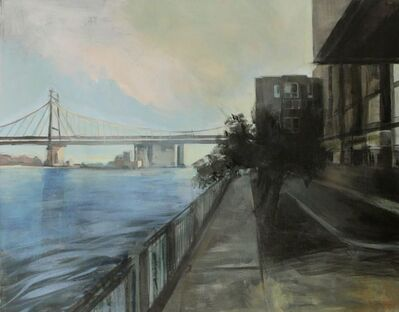 Bea Sarrias, 'The bridge', 2020