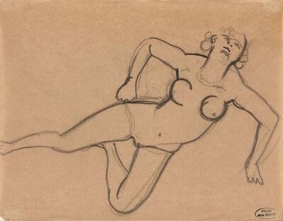 André Derain, 'L'offrande ou Nu à la renverse', Undated