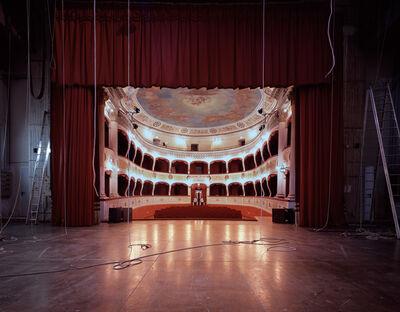 Klaus Frahm, 'Teatro Regina Margherita, Racalmuto Sicily, Italy', 2018