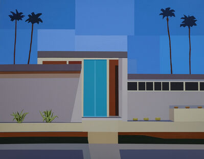 Andy Burgess, 'Palm Springs House III', 2017