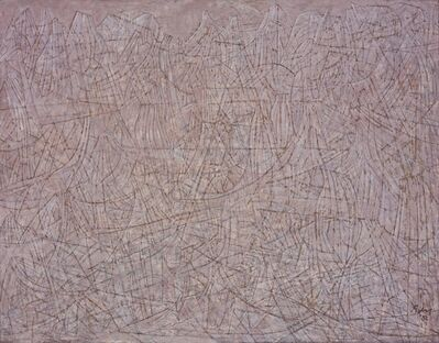 Mark Tobey, 'Voyage of the Saints', 1952