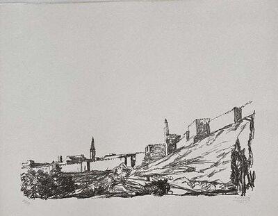 Avigdor Arikha, 'Untilted', 1978