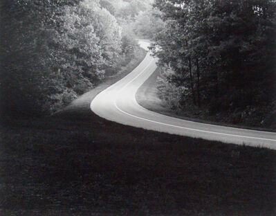 Paul Caponigro, 'Blue Ridge Parkway, Virginia', 1965