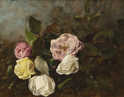 Claude Raguet Hirst, 'Roses', 1881