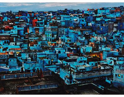 Steve McCurry, 'Blue City, India', 2010