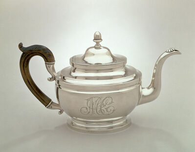 Peter Bentzon, 'Teapot', 1817