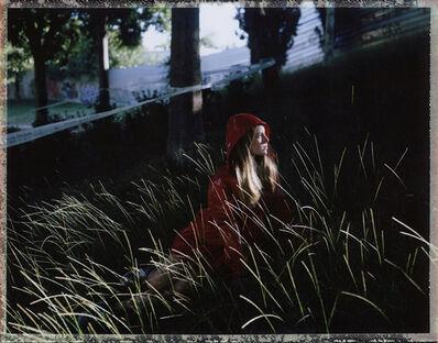 Cristina Fontsare, 'Lucia at 13 - Contemporary, Polaroid, Photograph, Figurative, Childhood, 21st Century', 2017