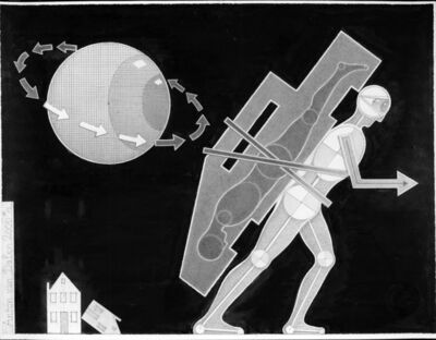 Anton van Dalen, 'Human Life in the Electronic Age #12', 2006