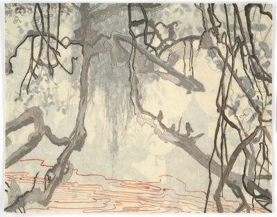Beth Ganz, 'Red River', 2015