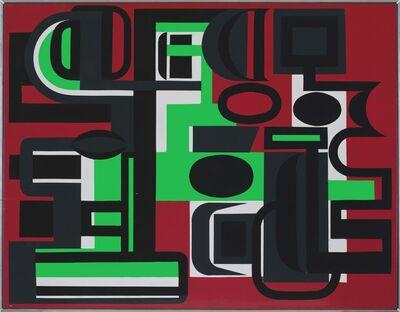 Jean Dewasne, 'Eupalinos', 1972
