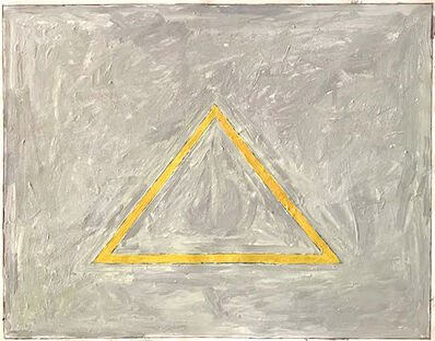 Richard Huntington, 'Light Matter in Yellow, NYC', 1974