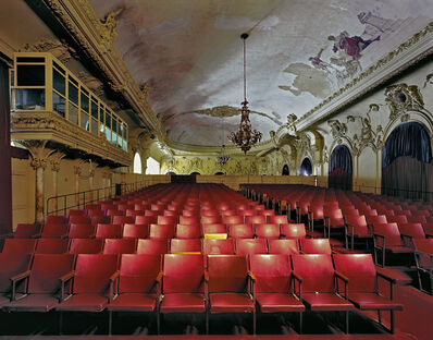 Robert Polidori, 'Grand Teatro Havana', 2000