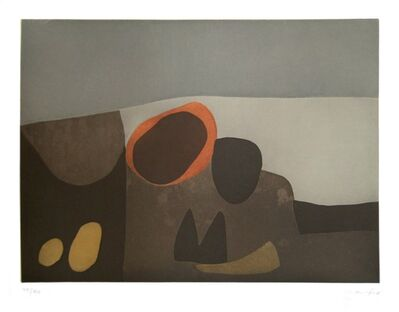 Afro (Afro Basaldella), 'Vulcani II', 1974
