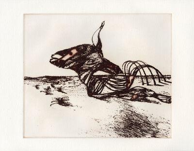 Sidney Nolan, 'Carcase II', 1971