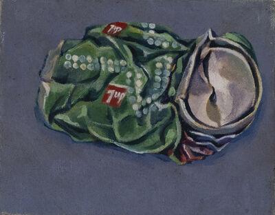 Sol Zaretsky, ' Crushed 7Up Can', ca. 1973