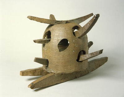 Peter Voulkos, 'Rocking Pot', 1956