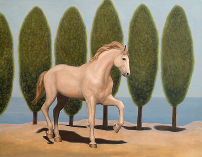 Juan Kelly, 'Horse in Ravelo', 2019