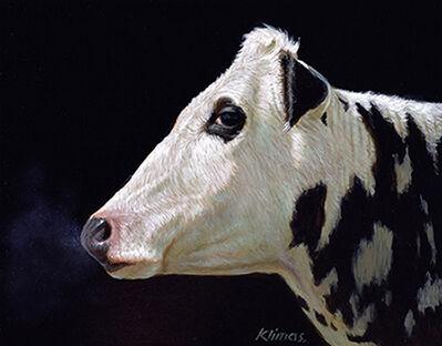 Alexandra Klimas, 'Lobke the Cow '