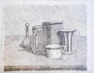 Giorgio Morandi, 'Still Life With Coffee Cup And Carafe', 1929