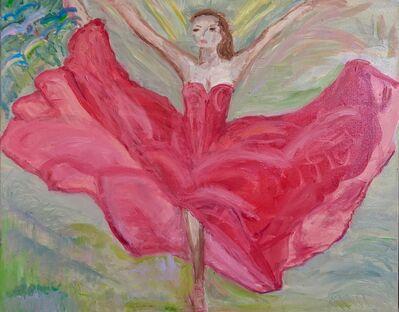 Marjorie Magid, 'Dancer Red', 2019