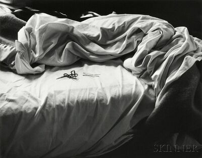 Imogen Cunningham, 'The Unmade Bed', 1957