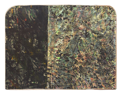 Al Loving, 'Untitled (Floyd Street)', 1986