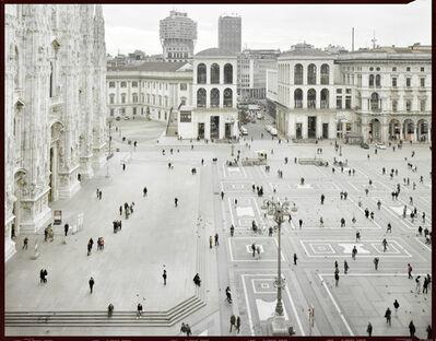 Vincenzo Castella, '#04 Milano Piazza Duomo 2013', 2015