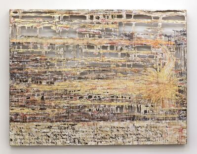 Diana Al-Hadid, 'Just As it Did in 1527, the Comet Sliced Through the Night, Sword in Hand', 2019