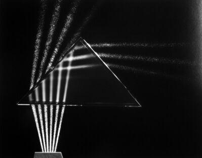 Berenice Abbott, 'Light Through Prism', c.1958-1961