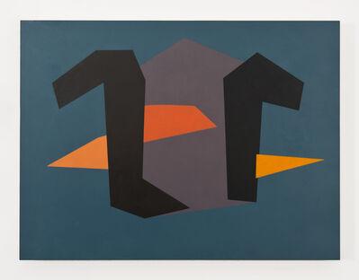 Willard Lustenader, 'Reoriented Experience', 2015
