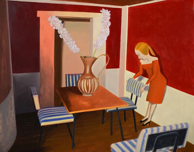 Kathy Osborn, 'Dining Room', 2014