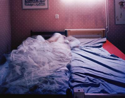 Florence Montmare, 'Long exposure figurative photography 4x5: 'Illuminations No. 31'', 2002