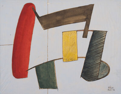 Jean Hélion, 'Equilibre', 1934