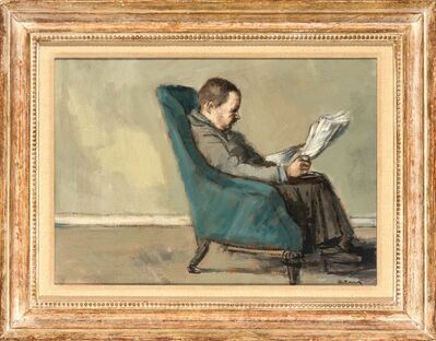 Alexander Brook, 'Niles Spencer', 1950