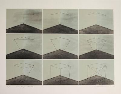 Lydia Okumura, 'The appearance', 1975