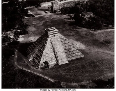 Marilyn Bridges, 'Chichen Itza, Yucatan', 1982-printed later