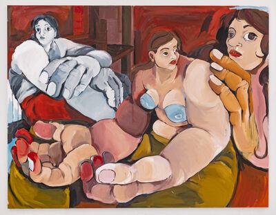 Cristina BanBan, 'Sentadita te pensaba ', 2020