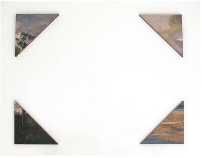 Sandra Gamarra, 'Cuatro Esquinas VIII (Four corners)', 2017
